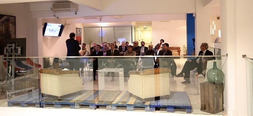 Conferencia de Fernando Lamata con MPG en Opentalk Madrid