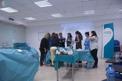 Prácticas en Máster de Enfermería de Quirófano