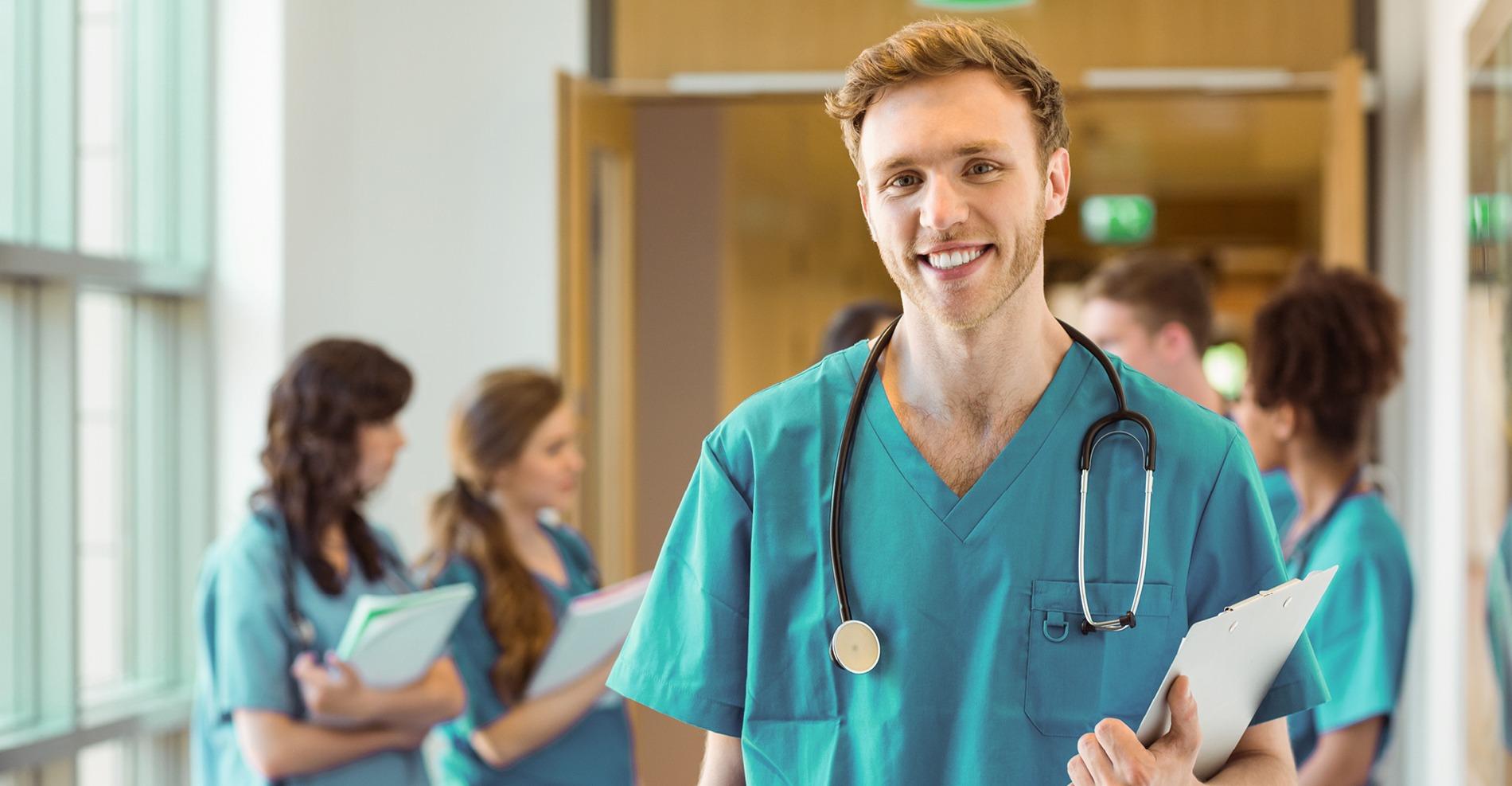 prácticas sanitarias en hospitales por toda España