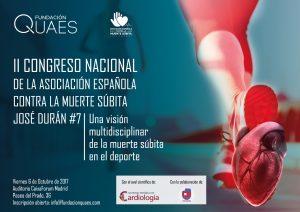II Congreso Nacional de la Asociacion Española contra la Muerte Subita