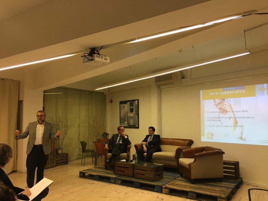 Fernando Alfageme en Personal Branding de MPG