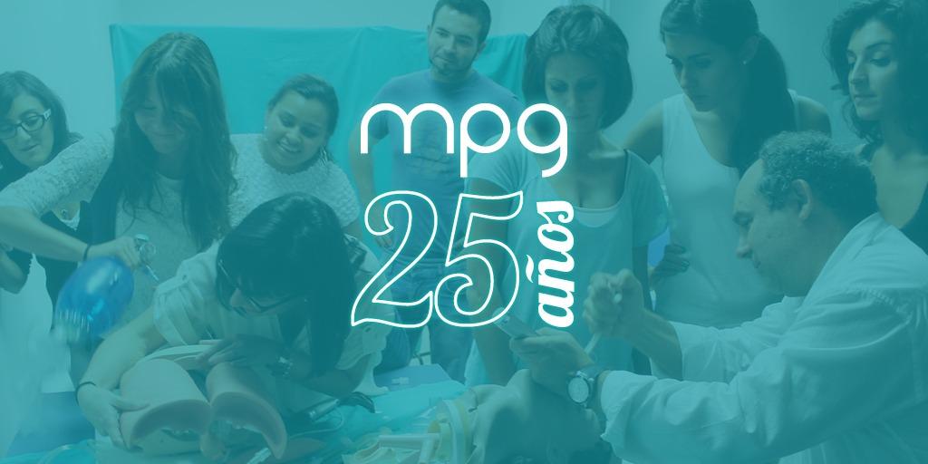MPG cumple 25 años