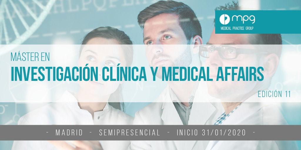 Investigación Clínica y Medical Affairs